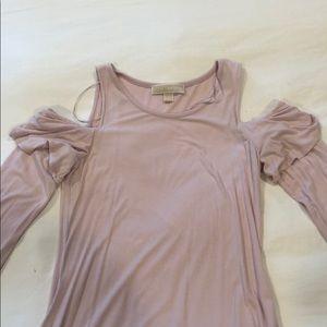 Michael Kors Tops - MK cold shoulder top